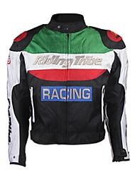 abordables -hommes moto veste de protection hiver et hiver imperméable et portable équipement de protection pour sport automobile