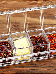Недорогие -1PC Кухня Пластик Аксессуары для шкафов