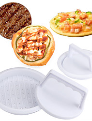 Baking & Pastry Tools Round Novelty For Home Everyday Use Multifunction Meat Cooking Utensils Pie Pizza For Pie For Pizza Plastics