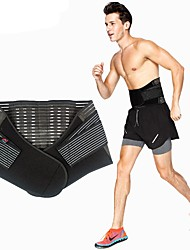Bel Kemeri Pásek se zátěží Náplasti Podpora pasu a boků Jóga Posilovna Běh Fitness Jogging Nastavitelná délka Odolnost proti opotřebení