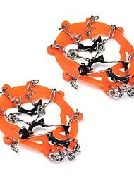 abordables -Crampons de Traction / Crampons Antidérapant / Résistant Sports de neige Caoutchouc de Silicone / Corde / Métal cm pcs