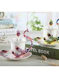economico -ml Ceramica Set per caffè , creatore