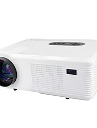 cheap -CL720 LCD Business Projector LED Projector 3000 lm Support 720P (1280x720) 60-100 inch Screen / WXGA (1280x800)