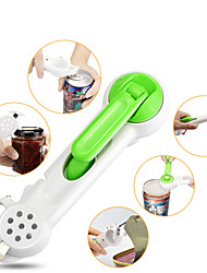 7 in 1 Multifunction Bottle Opener Can Jar Beer Home Bar Office Restaurant Hotel