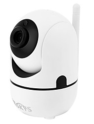 cheap -VESKYS 2.0 MP Indoor with IR-cut 64(Built-in speaker Built-in Microphone Day Night Motion Detection Remote Access Plug and play IR-cut)