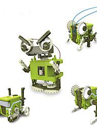 Недорогие -Робот Наборы для моделирования Игрушки Армия Электрический Своими руками Образование Детские 4 Куски