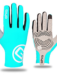 cheap -WEST BIKING® Sports Gloves Touch Gloves Bike Gloves / Cycling Gloves Windproof Breathable Double Wall Full-finger Gloves Superfine fiber