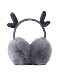cheap -Cool autumn and winter. lovely antler - earmuff