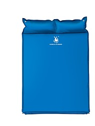 cheap -GAZELLE OUTDOORS Sleeping Pad Self-Inflating Camping Pad Inflated Thick Terylene Camping / Hiking Fishing Beach Trekking Picnic Outdoor