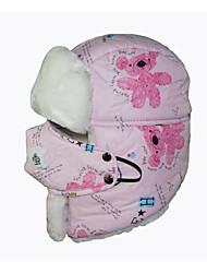economico -Passamontagna da neve Sci Maschera Viso Caps Skull Per bambini Unisex Caldo Anti-polvere Tavola da snowboard Cotone Lettere & Numeri