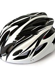 Adulto Equipo de protección Casco de bicicleta para Ciclismo de Montaña Ciclismo de Pista Ciclismo Tamaño Ajustable Equipamiento de