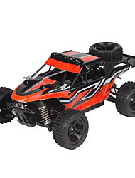abordables -Coche de radiocontrol  G18-3 4 Canales 2.4G Off Road Car 1:18 Brush Eléctrico 45 KM / H