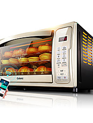 Недорогие -Кухня Нержавеющая сталь 100-240 Духовой шкаф Печи для пиццы и духовки