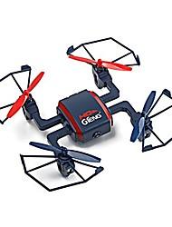preiswerte -RC Drohne Gteng T901C 4 Kanäle 2.4G Mit HD - Kamera 720P Ferngesteuerter Quadrocopter Vorwärts rückwärts Seitwärtsflug 360-Grad-Flip Flug