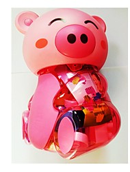 cheap -In 2016 Year New Product's Pink Pig 38 Pieces of Outfit Building Blocks