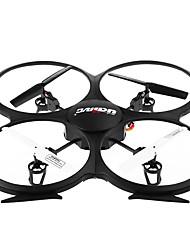 RC Drone U819A 4 canali 2.4G Con videocamera HD da 5.0MP Quadricottero Rc Avanti indietro Giravolta In Volo A 360 Gradi Con videocamera