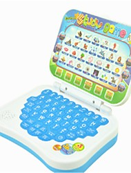 cheap -Toy Computer Laptop Educational Toy Toys Flat Shape Music Notes Characters School/Graduation School Lidded Squeak / Squeaking New Design