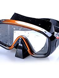 preiswerte -Tauchmasken Maske zum Schnorcheln Professionell Anti-Beschlag Verstellbar Gute Qualität Tauchen und Schnorcheln Silikon