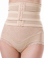 Women's Underbust Corset Nightwear,Sports Solid-Medium Nylon