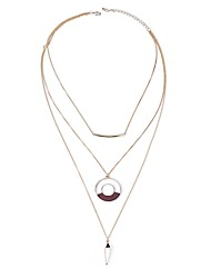 cheap -Women's Sexy Hiphop Elegant Statement Jewelry Layered Necklace Synthetic Diamond Imitation Diamond Alloy Layered Necklace , Birthday