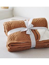 baratos -Outros Acessórios Sólido Algodão Puro cobertores