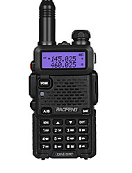 cheap -Baofeng DMR Digital Walkie Taklie Transceiver DM-5R Dual Band 1W 5W VHF UHF 136-174/400-480 MHz Two Way Radio