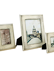 "cheap -European Handmade Natural Wooden Carve Picture Frame Painting 4/6/7/10"" Classic Photo Frames House Decoration F32B"