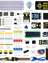 cheap -Keyestudio Advanced Starter Learning Kit for Arduino (No MCU Board)
