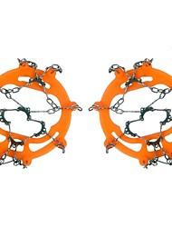 滑り止め用グリッパー アイゼン 屋外 ノンスリップ 登山 戸外運動 金属合金 メタル cm 個