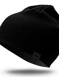 cheap -Ski Hat Ski Skull Cap Beanie Men's Women's Thermal / Warm Ski Winter Sports Snowboard Cotton Solid Skiing Snow Sports Ski/Snowboarding