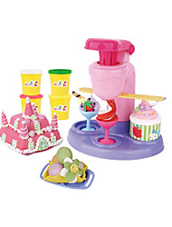 Children's Toy Color Clay Mould Ice Cream Machine Colored Mud
