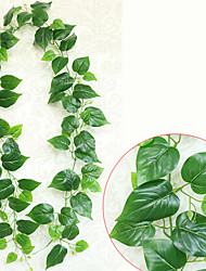 cheap -1 Branch Silk Real touch Plants Wall Flower Artificial Flowers