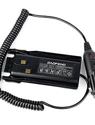 abordables -baofeng uv-82 talkie walkie voiture chargeur batterie éliminateur adaptateur pour baofeng uv-82 uv82 uv-82l uv82l radio-amateur