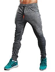 economico -Per uomo Pantaloni da corsa Pantalone/Sovrapantaloni Corsa Esercizi di fitness Terital Grigio M L XL XXL