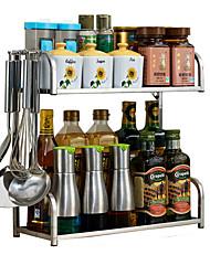 Недорогие -1pcs Кухня Нержавеющая сталь Другое Аксессуары для шкафов