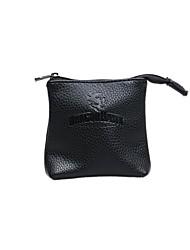 Недорогие -новые черные машины татуировки сумки кожаный мешок держатель крышки питания