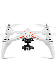 cheap -RC Drone WL Toys Q696-D 4 Channel 2.4G With HD Camera 5.0MP 1080P RC Quadcopter LED Lights / Headless Mode / 360°Rolling RC Quadcopter /