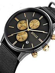cheap -Men's Watch Boxes Casual Watch Sport Watch Fashion Watch Dress Watch Wrist watch Unique Creative Watch Japanese Quartz Calendar / date /