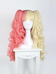 economico -Parrucche lolita Dolce Principessa Parrucche Lolita 70 CM Parrucche Cosplay Parrucche Per