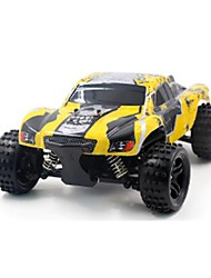 cheap -RC Car G18 - 2 2.4G SUV 4WD High Speed Drift Car Racing Car Buggy (Off-road) Brush Electric 45 KM/H Remote Control / RC Rechargeable