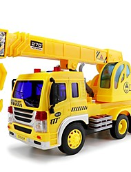 cheap -Vehicle Toy Playsets Toy Cars Toy Trucks & Construction Vehicles Toys Crane Toys Car Vehicles Glow Singing Classic Holiday Fashion New
