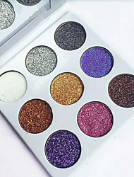 cheap -1Pcs Glitters Single Eyeshadow Diamond Rainbow Make Up