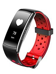 cheap -Smart Bracelet Bluetooth Touchscreen Calorie Counters Fitness Trackers water-resistant Pulse Tracker Pedometer Activity Tracker Sleep