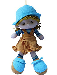 cheap -Stuffed Toys Doll Girl Doll Toys Cartoon Fashion Wedding Cute For Children Soft Cartoon Design Wedding Large Size Decorative Fashion Kids