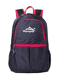 economico -35 L Zainetti Escursionismo Campeggio Camminata sportiva Anti-pioggia Flessibile Viaggi Alpinismo Sci fuoripista Nylon