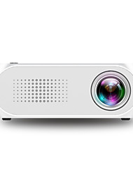 cheap -YG320 LCD Home Theater Projector 400-600lm Support 1080P (1920x1080) 24-80inch Screen
