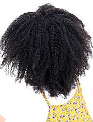 cheap -Mongolian Human Hair Weaves 1pc 1 piece 0.3