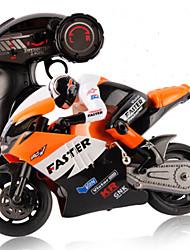 806 Moto 1:24 Elettrico con spazzola Auto RC 20 2.4G Pronto all'uso Telecomando A Distanza 1 manuale 1 x cavo USB