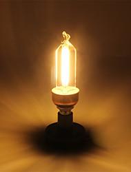 cheap -1pc 5W C35 E14 LED Filament Bulbs Warm White 400LM LED Ice Flowers COB AC220-240V