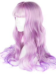 cheap -Lolita Wigs Sweet Lolita Light Purple Lolita Lolita Wig 65 CM Cosplay Wigs Wig For